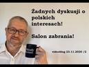 Ziemkiewicz Kto się boi dyskusji o UE?