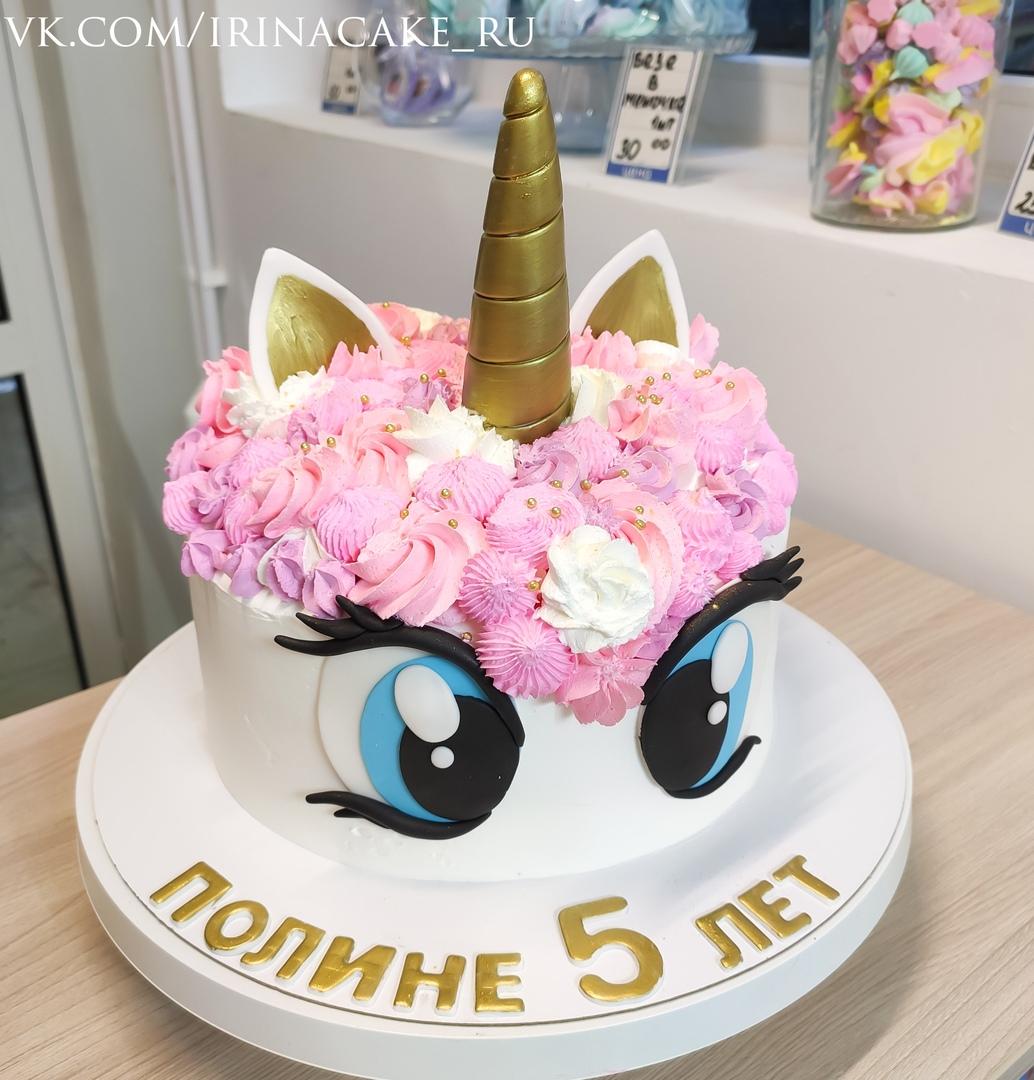 Торт единорог (Арт. 604)