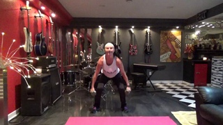 AT HOME 40 minute METABOLIC BURN!!