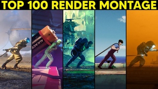 Top 100 3D Renders from the Internet's Largest CG Challenge | Alternate Realities