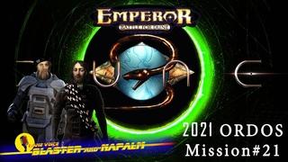 🔥 DUNE 2021 Game Emperor House Ordos Battle for dune Mission-21 Прохождение с BLASTER and NAPALM