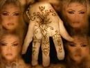 Art of henna Painting Arabic music DalidaSalma ya Salama