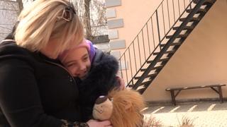Гуманитарная помощь для воспитанников детского дома семейного типа Ковалёвых