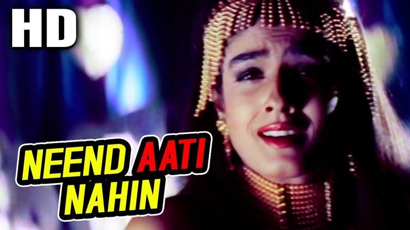 Neend Aati Nahin Poornima Abhijeet Vijeta 1996 Songs Raveena Tandon Amrish Puri