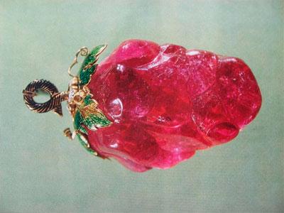 рубин цезаря