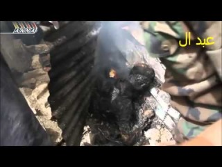 عبد ال   Act of terrorism in Damascus on April 8, 2013