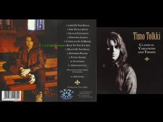 Timo Tolkki - Classical Variations And Themes (1994)