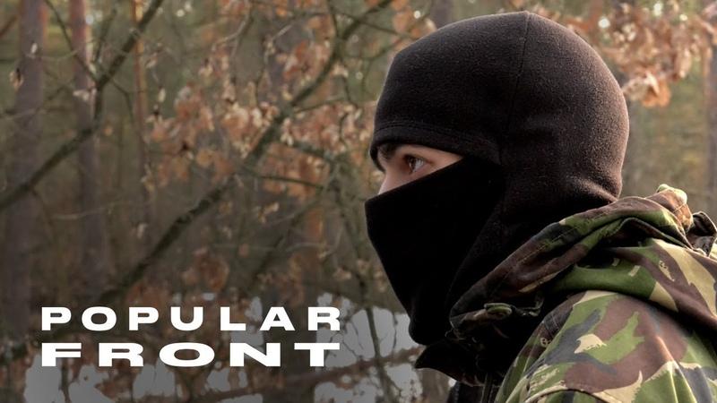 Ukraine's Anarchist Militants Fighting neo Nazism
