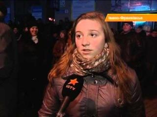 В Харькове бюджетников под страхом увольнения выгоняют на проправительственные митинги