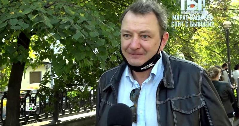 Башаров опроверг слова бывшей жены о том что они живут раздельно