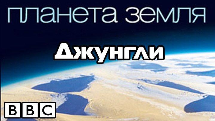 BBC Планета Земля Джунгли 2006 720HD