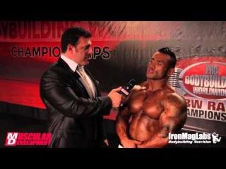 2014 PBW Tampa Pro - Hidetada Yamagishi Interview