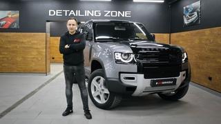 Тюнинг Land Rover Defender 2020 Установка доп. оборудования  Шумоизоляция  Защита и стайлинг кузова!