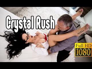 Crystal Rush большие сиськи big tits [Трах, all sex, porn, big tits, Milf, инцест, порно blowjob brazzers секс анальное]