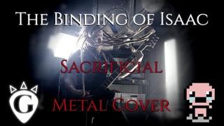 The Binding of Isaac: Sacrificial ⛧ Metal Cover⛧ Gunderslam
