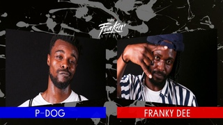 SNIPES FUNKIN STYLEZ 2018 - HIPHOP FINAL -  P-DOG vs. FRANKY-DEE