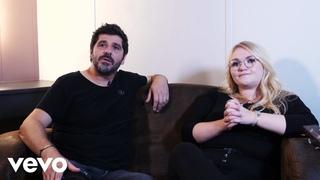 Patrick Fiori, Lola Dubini - Le café des 3 colombes (A toi, Joe Dassin)