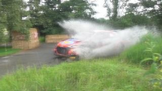 Ypres rally 2021 WRC -Test Neuville - Hyundai WRC by HDrallycrash