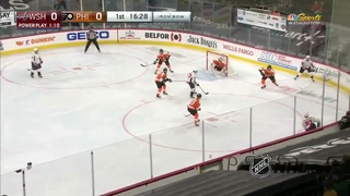Alex Ovechkin's 23rd goal of the 2020-2021 NHL season against the Philadelphia Flyers 729th goal NHL