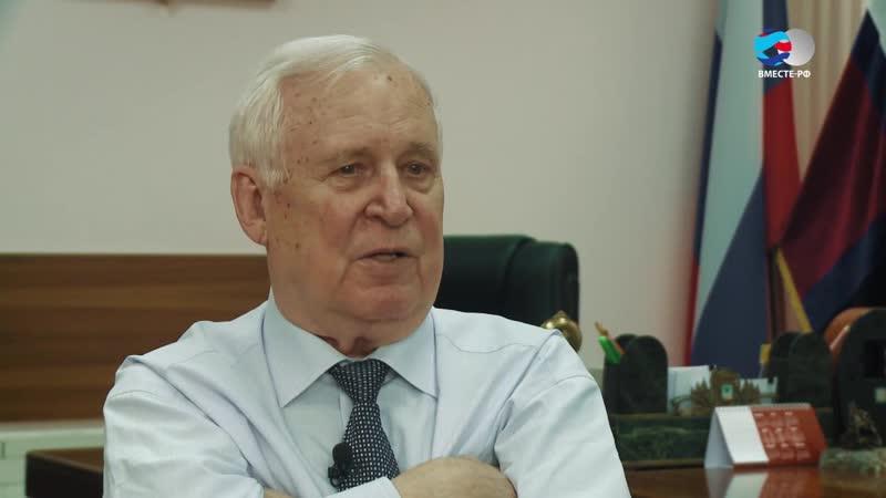 Люди РФ. Николай Рыжков. Человек-эпоха