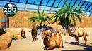 Indoor Bactrian Camel Habitat | Planet Zoo Speed Build | Veluwe Zoo EP15 (Franchise)