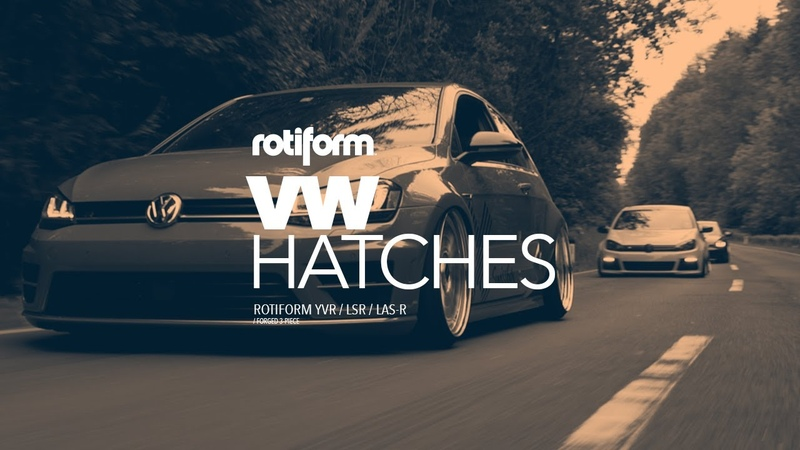 Rotiform YVR LSR LAS-R | VW Hatches