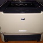 Принтер лазерный HP LaserJet P2015d