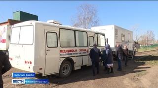 Жители Башкирии могут привиться от коронавируса в «Поезде здоровья»