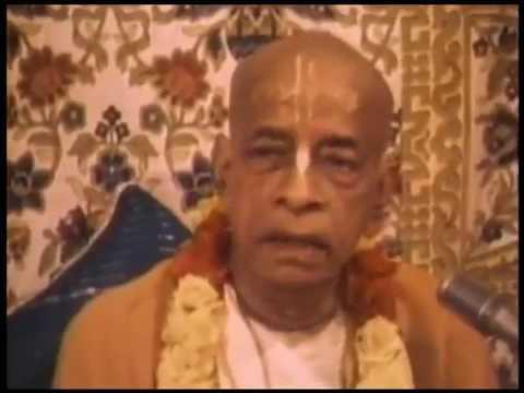 Шрила Б Свами Прабхупада 8 кругов Харе Хришна маха мантры