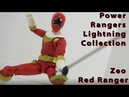 Review: Power Rangers Lightning Collection Zeo Red Ranger