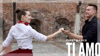TI AMO - Umberto Tozzi & Monica Bellucci - Wedding Dance Choreography   Online tutorial