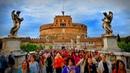 FlashMob Danzare ancora a Castel Santangelo - Roma