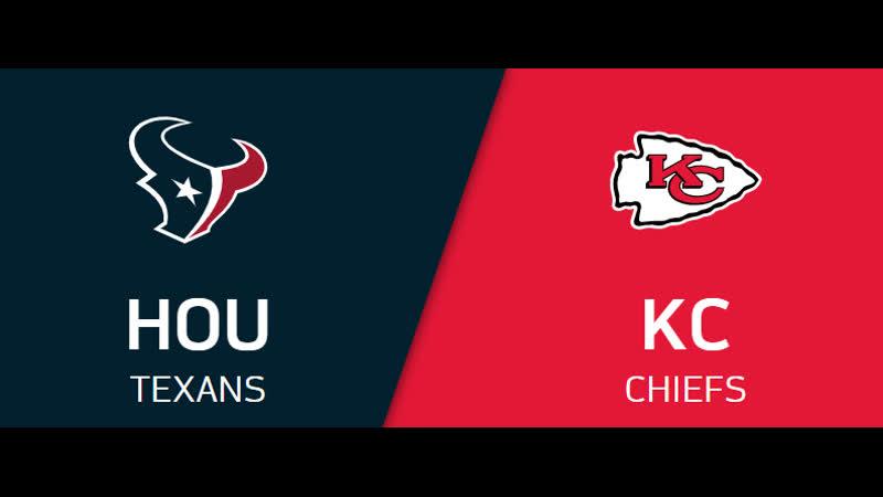 NFL 2019 2020 AFC Divisional Houston Texans Kansas City Chiefs EN