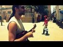 Shadowplay - Joy Division (Uke Cover) [ Morocco Session 1/8 ]