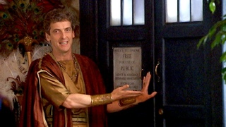 """""""Modern Art!"""" Peter Capaldi's First Appearance 