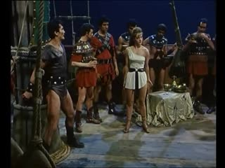 The Barbarians (1960) in english eng