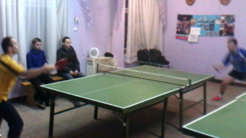 Чемпіон України відвідав Тенісний Клуб Авторитет в м. Дрогобич.