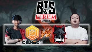 🔴[RU]  vs BOOM Esports | 🏆 BTS Pro Series Season 8: SEA | @KVYZEE