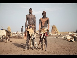 Африка | Кочевники скотоводы Мундари Южный Судан | Странник КН