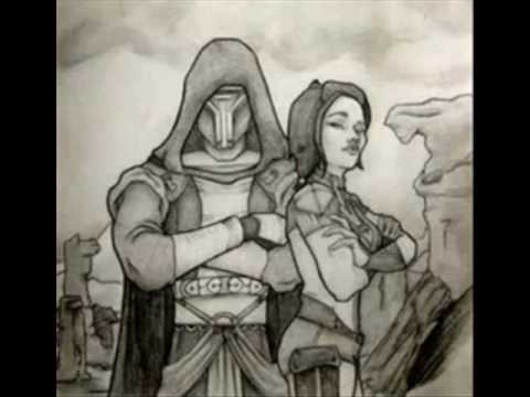 Revan and Bastila You'll be in my Heart