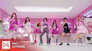 체리블렛 (Cherry Bullet) - 'Love So Sweet' MV (Performance Ver.)