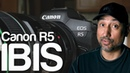 Canon R5 IBIS at 300mm How Good Is It?