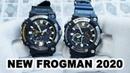 Обзор Casio Frogman GWF-A1000 / Модель 2020 года