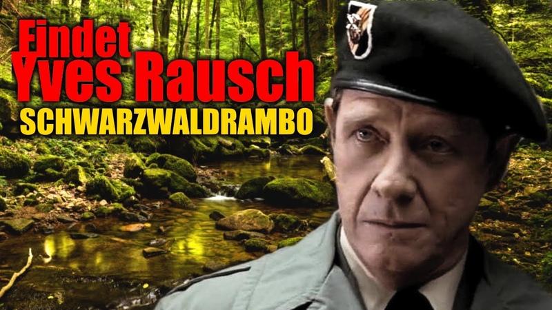Findet Yves Rausch Suche nach Schwarzwaldrambo Gematria Dancing with Demons DWD
