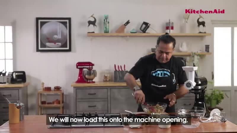 Mushroom and Potato Tikki - Recipe by Master Chef Vicky Ratnani _ Celebrating 100 Years of Making