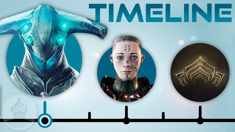 The Complete Warframe Timeline - From Orokin Empire to the Tenno Awakening | The Leaderboard