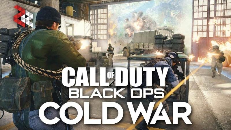 Открываем АКСУ БЕТА Black Ops Cold War PS4