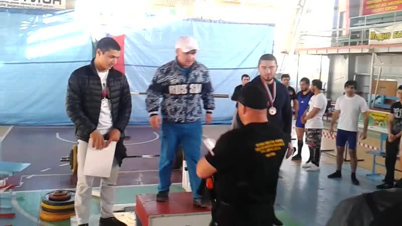 Открытый Чемпионат Дагестана по Пауэрлиф