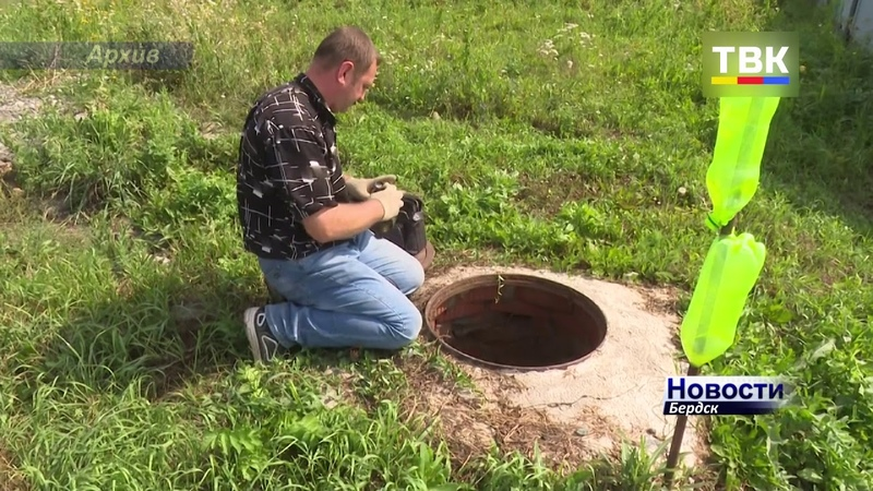 Несанкционированные подключения к водоводам в Бердске