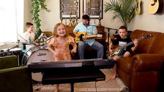 """Colt Clark and the Quarantine Kids play """"Hang On Sloopy"""""""
